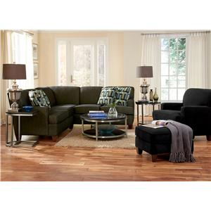 Dempsey 5641 By Flexsteel Mueller Furniture Flexsteel Dempsey Dealer Illinois