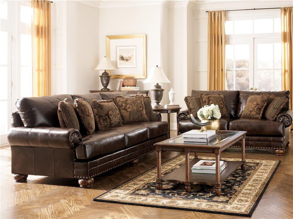 Stationary Living Room Group by Signature Design by Ashley