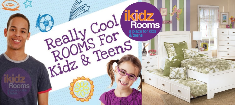 REally cool rooms for kids and teens