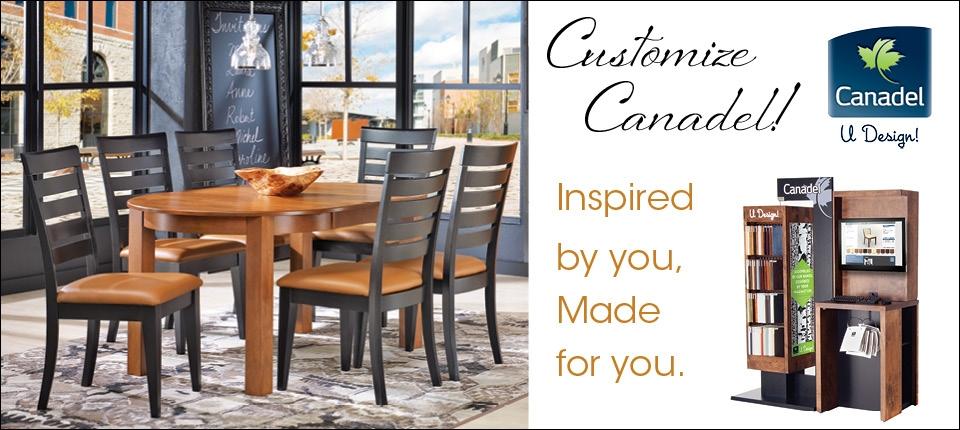 Canadel Custom Diningrooms