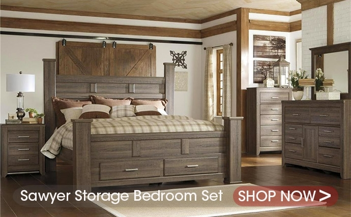 Sawyer Bedroom Collection