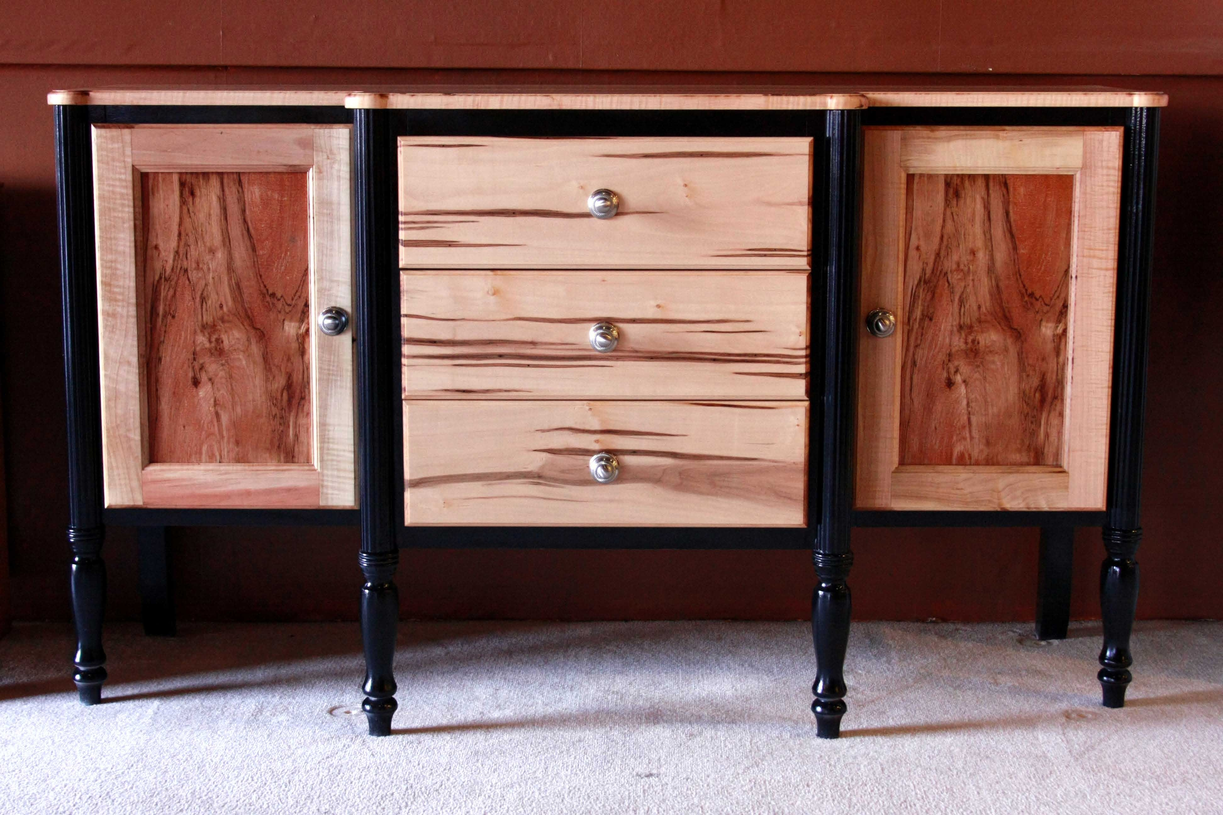 With over 30 years of furniture building experience, I will build you the perfect piece.  Buddy Beyer