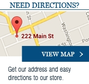 Address and directions to store
