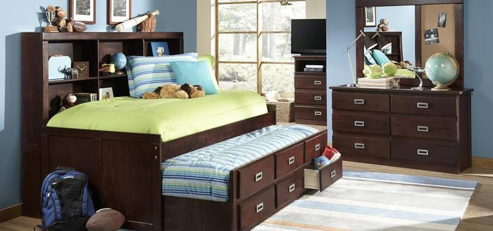 Urbana Kids Bedroom Group