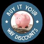 Buy It Your Way Discounts