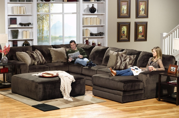 We carry a huge selection of sofas, loveseats, sectionals, recliners, reclining sofas, loveseats and sectionals, curio cabinets, accent chairs and occasional tables.