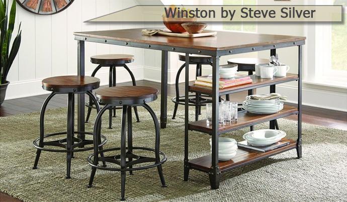 Winston by Steve Silver