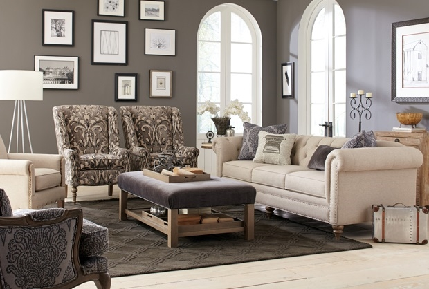 Casual luxury, European styling, and vintage touches meld together to bring a modern update to this classic collection.