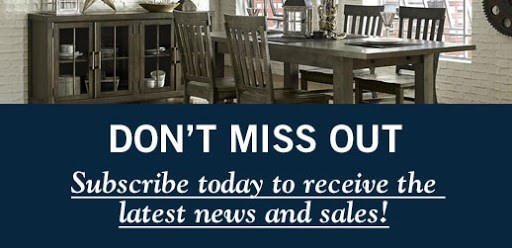 Don't Miss Out - Subscribe today to receive the latest news and sales!