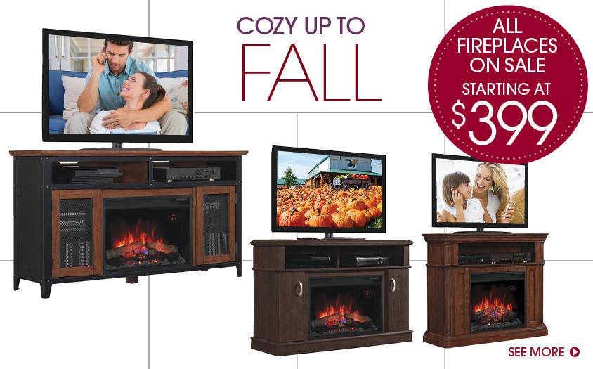 FIREPLACES ON SALE