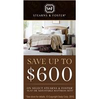 Labor Day Event Stearns and Foster
