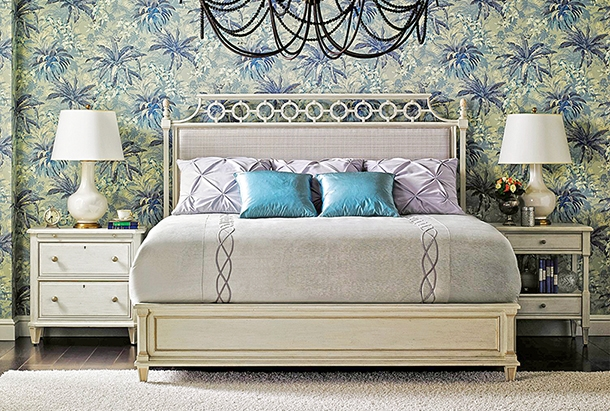 Rest well knowing you paid the lowest price for the highest quality bedroom furnishings. Alison Craig carries all the newest looks, from master bedroom suites to functional guest room options.