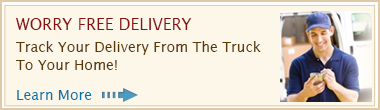 Worry Free Delivery