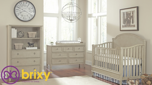 Brixy New Haven crib collection