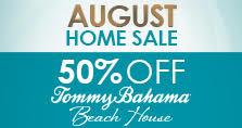 August home sale