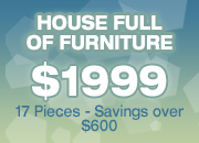 $1999 house full of furniture