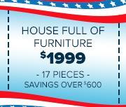 $1999 house full of furniture