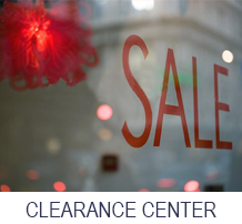 clearance center