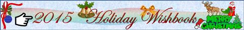 2015 Holiday Wishbook