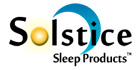 Solstice sleep products logo