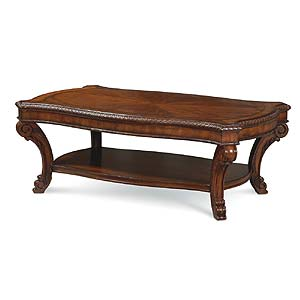 A.R.T. Furniture Inc Old World Rectangular Cocktail Table