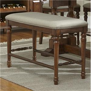 AAmerica Andover Park Backless Bench