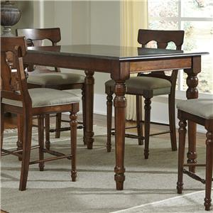 AAmerica Andover Park Gathering Height Table