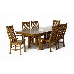 AAmerica Laurelhurst Dining Table & Chair Set
