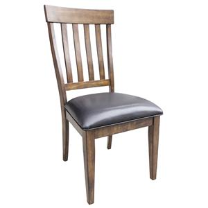 AAmerica Mariposa Slatback Side Chair