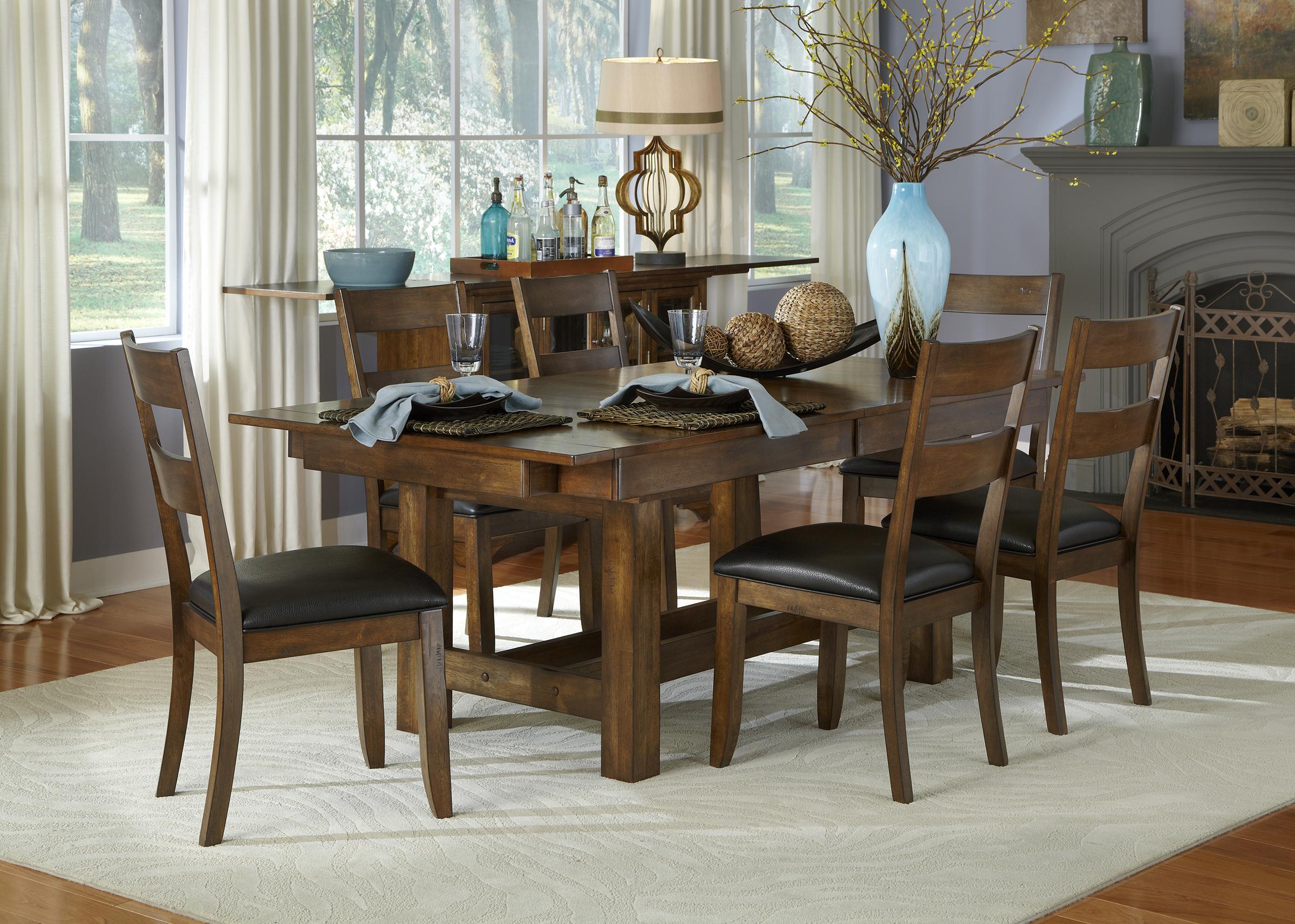 Amazing Trestle Table
