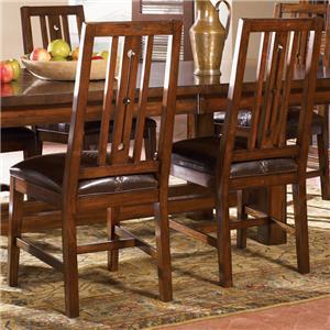 AAmerica Mesa Rustica Side Chair