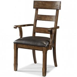 AAmerica Ozark Plank Arm Chair