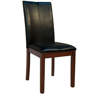 AAmerica Parson Chairs Black Parson Chair