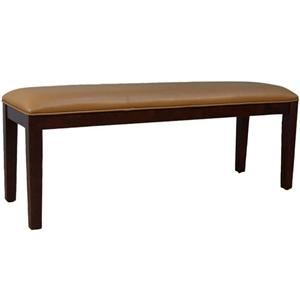 AAmerica Parson Chairs Bench