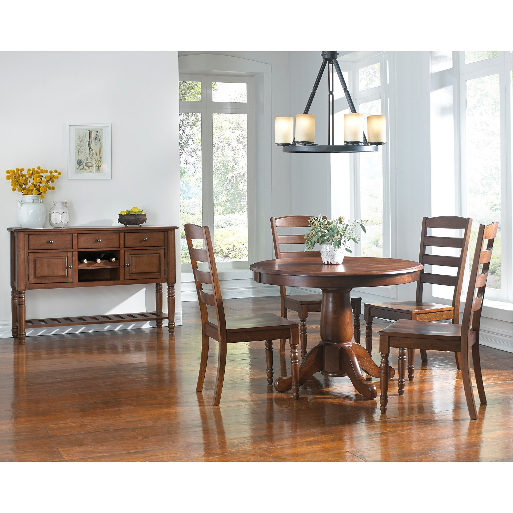 Oval Extension Pedestal TableOval Single Pedestal Dining Table with Extension Leaf by AAmerica  . Oval Pedestal Dining Table With Extension. Home Design Ideas