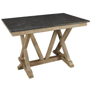 AAmerica West Valley Trestle Gathering Height Table