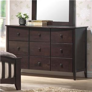 Acme Furniture San Marino Dresser