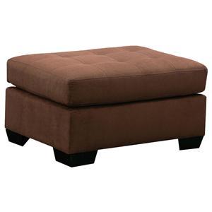 Acme Furniture Aislin Velocity Espresso Ottoman