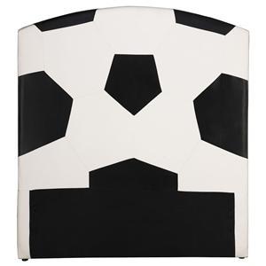 Acme Furniture All Star Soccer Twin Headboard