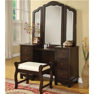 Acme Furniture Annapolis Vanity Set