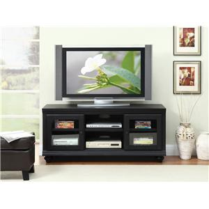 Acme Furniture Barra Black Tv Stand