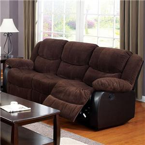 Acme Furniture Bernal Sofa with Motion