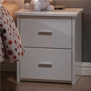 Acme Furniture Bungalow Nightstand