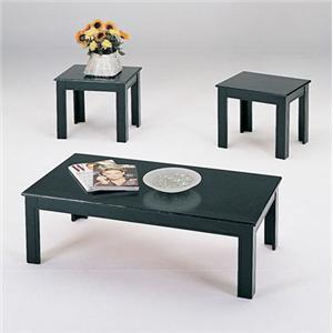 Acme Furniture Calico 3-Piece Table Set
