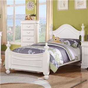 Acme Furniture Classique Full Bed