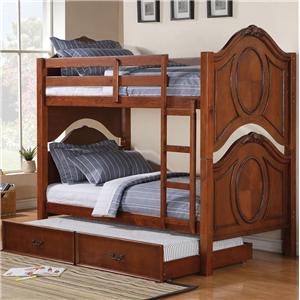 Acme Furniture Classique Bunkbed