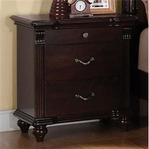Acme Furniture Cleveland Nightstand