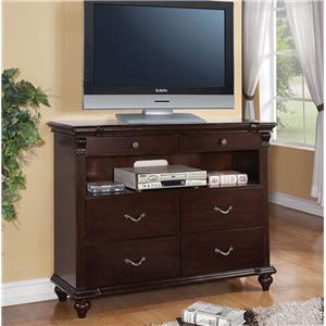 Acme Furniture Cleveland Tv Console