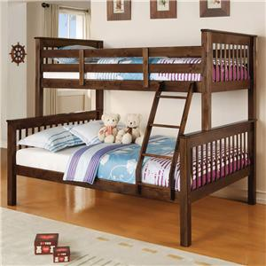 Acme Furniture Haley Bunkbed