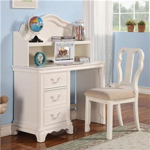 Acme Furniture Ira Desk and Hutch